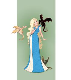 RaniBean_Daenerys